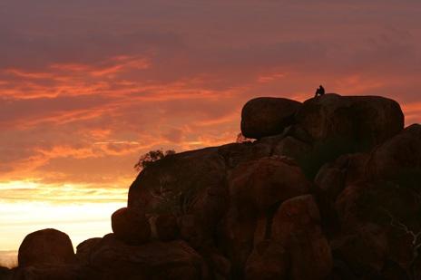 Devils Marbles, NT, Outback Australia