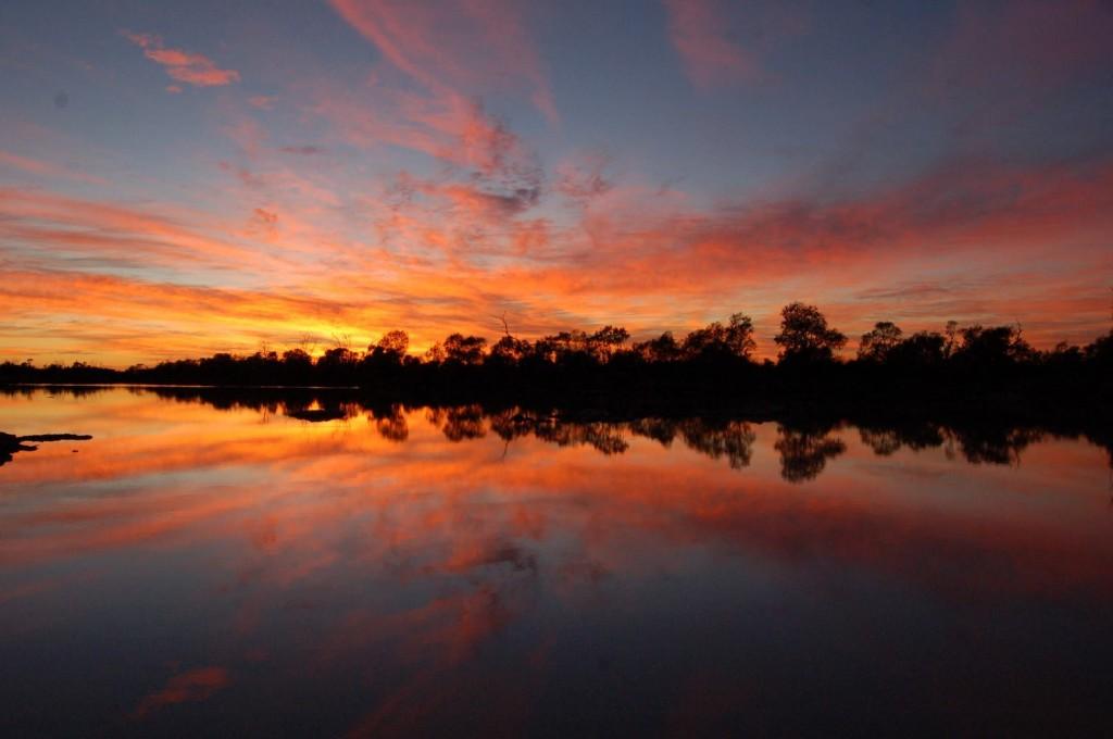Birdsville Billabong, Birdsville, Queensland