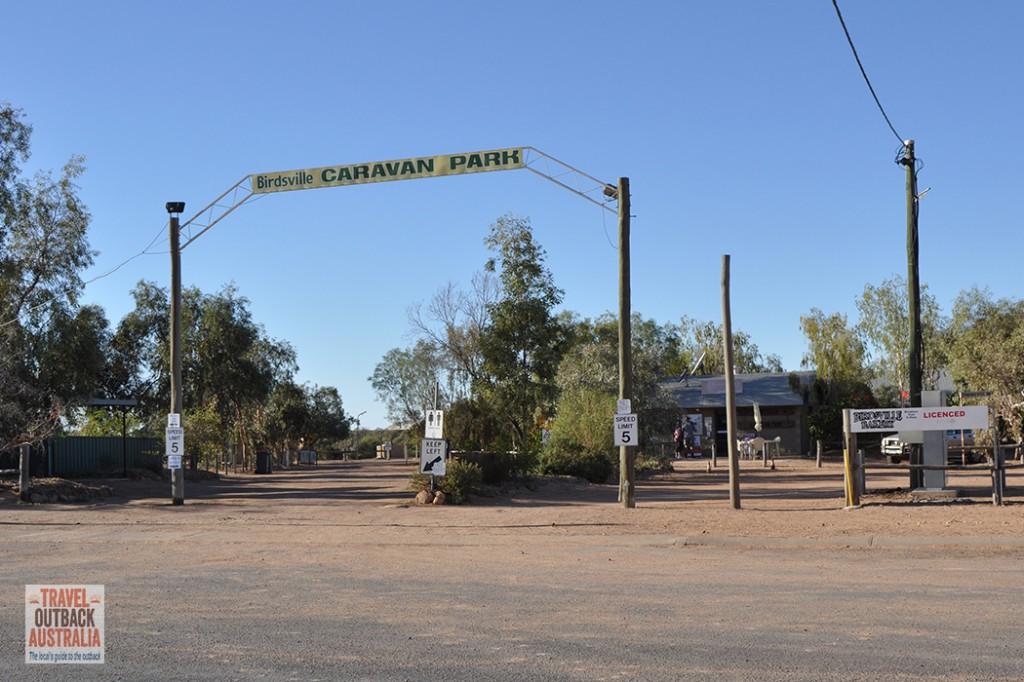 Birdsville Caravan Park, Birdsville, Queensland