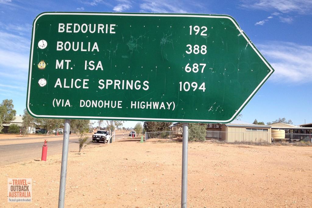 Birdsville-mileage-sign
