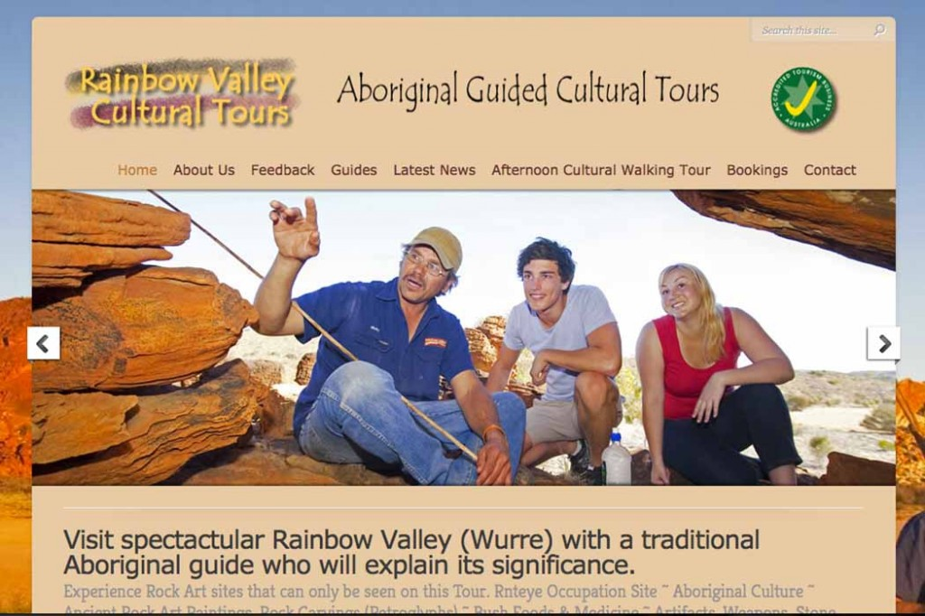 Rainbow Valley Cultural Tours